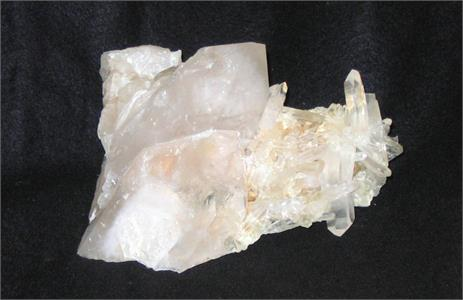 Quartz Crystal - 3.4 lbs