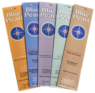 Blue Pearl Incense and Dhoop