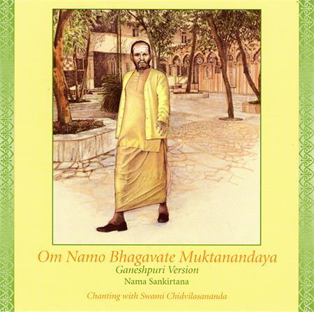 Om Namo Bhagavate Muktanandaya Ganeshpuri Version Jhinjhoti Raga Cd